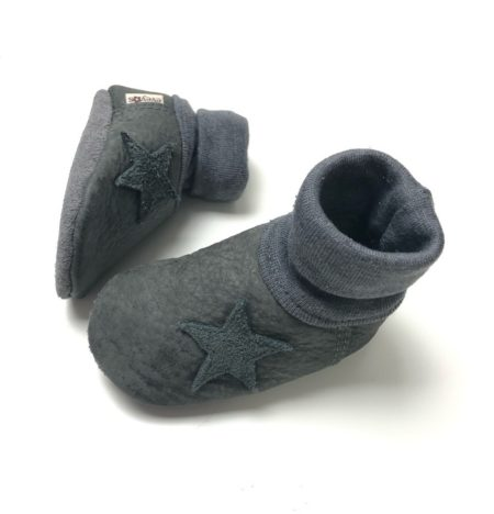 sports shoes 26087 8eabf Eveyos Krabbelschuhe / Lederpuschen, Babys erster Lederschuh