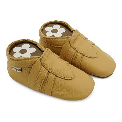 Krabbelschuhe Sneaker Basic Latte Macchiato