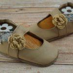 Krabbelschuhe Sandale