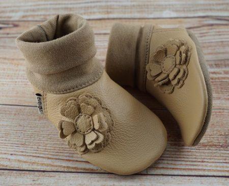 Lederstrumpf 3D Blume Latte Macchiato